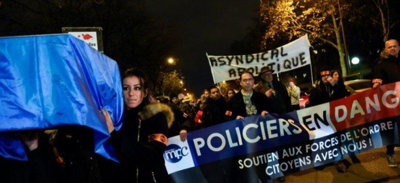 manifestation-police