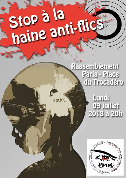 FFOC FRANCE POLICE
