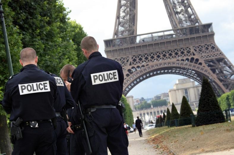 VIOLENCE-JEUNES-POLICE-PARIS-CENTRE