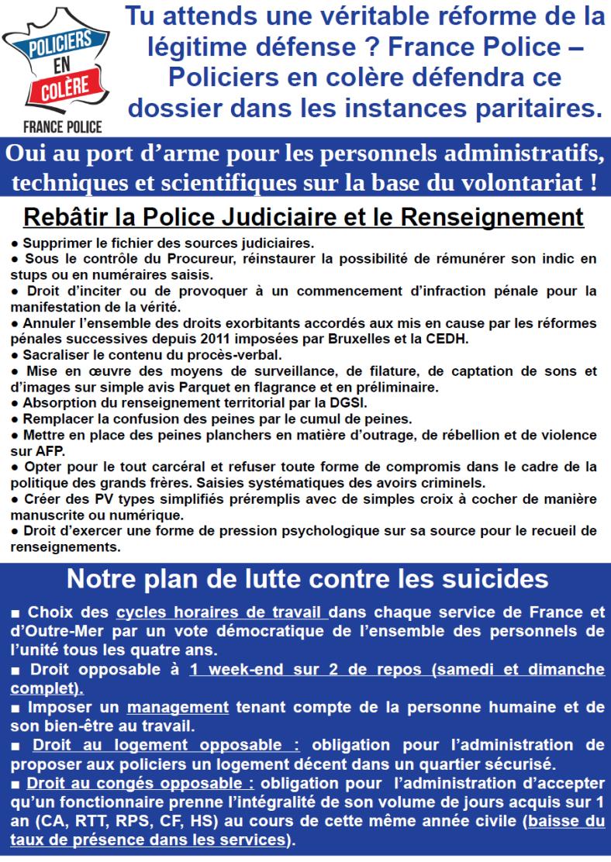 FRANCE POLICE CTM 2