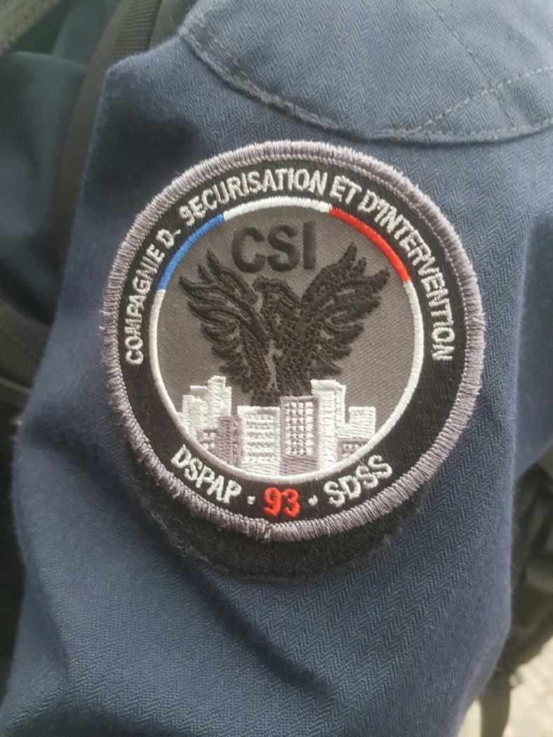 CSI 93 POLICE NATIONALE