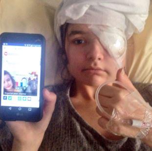 fiorina gilets jaunes police blessé grave crs