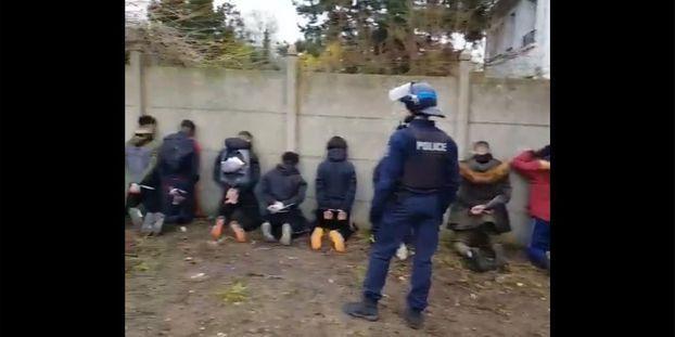 mantes la jolie interpellation police justice igpn policiers en colère justice