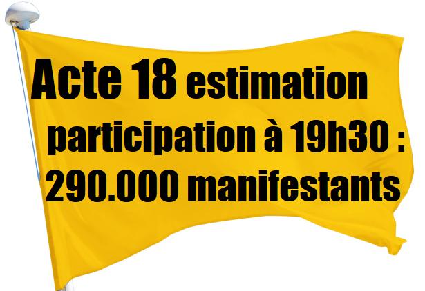 acte 18 participation gilets jaunes les chiffres de la mobilisation france police policiers en colère.png