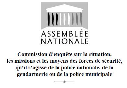 france police policiers en colère assemblée nationale