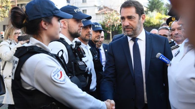 castaner police