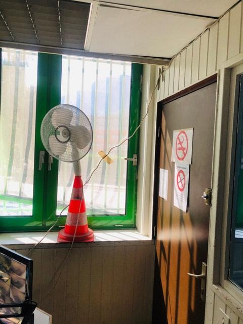 climatisation commissariat albertville