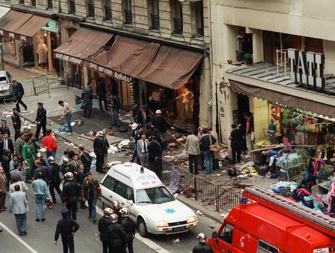 attentat rue de rennes