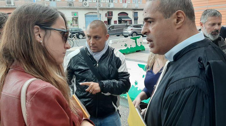benjamen quiles sarah france police policiers en colère
