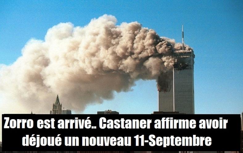 castaner 11 septembre