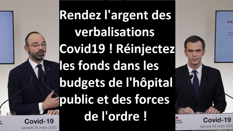 contraventions covid19