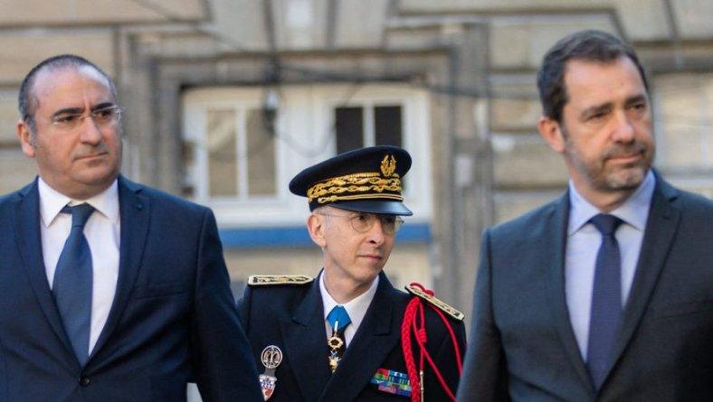 covid19 police gendarmerie macronie gouvernement