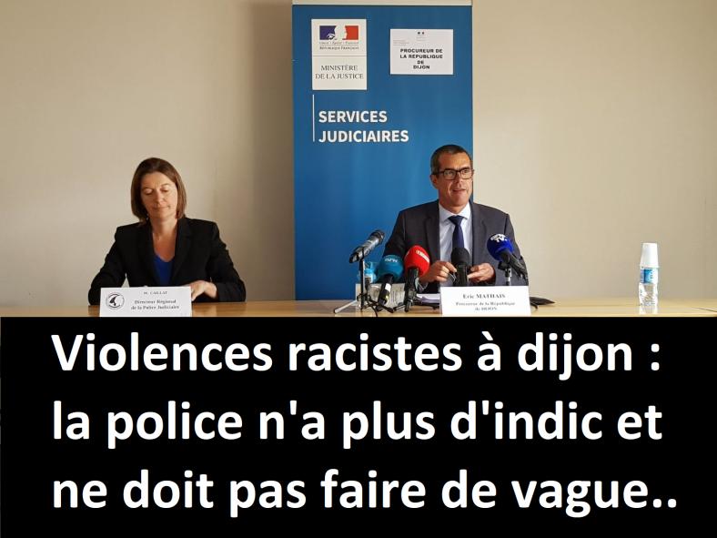police justice dijon tchétchènes maghrébins violences règlement de compte gendarmerie