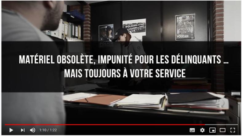 plainte police gendarmerie syndicat de police commissariat